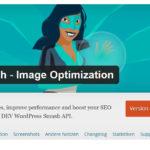 WP-Smush: WordPress-Plugin zum Bild verkleinern