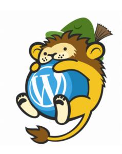 Wapuu des WordPress Meetup München
